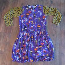 Jelly the Pug Girl 12 Halloween Monster Bash Collection Maggie Dress