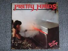 PRETTY MAIDS - Red hot and heavy - LP / 33T