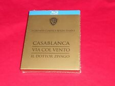 Oscar Collection (Cofanetto 3 blu-ray) Casablanca/Via col vento/il Dottor Zivago