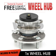 For 2007-2012 Mazda CX-7 FWD Model/<REAR ONLY 1pc />Wheel Hub Assembly Replacement