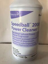 Speedball Power Cleaner 2000