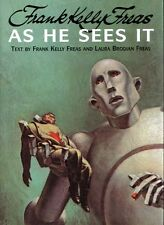 As he sees it di Frank Kelly Freas – In lingua inglese