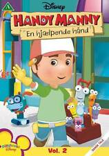 HANDY MANNY Movie POSTER 27x40 Danish B