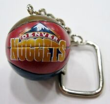 Denver Nuggets NBA Basketball Key Ring by J.F. Sports