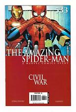 THE AMAZING SPIDER-MAN 533 (NM/M) PETER PARKER REVEALS IDENTITY in CIVIL WAR*