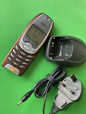 Nokia 6310i Bronze - Unlocked - Brand New Phone & Extras