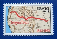 Sc # 2747 ~ 29 cent Oregon Trail Issue (cb20)