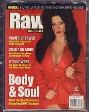 WWF Raw Magazine March 2000 Chyna, Big Show VG 042516DBE