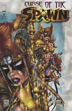 IMAGE- CURSE OF THE SPAWN # 9 (ANGELA Appearance)  Very Good con. MAY 1997
