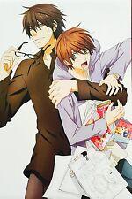 "Japanese BL Anime Sekai Ichi Hatsukoi Onodera Takano POSTER #6 11.5""x17"""