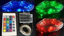 60 LED Remote Control 6m long Multi-Colour String Light with Daily Timer!