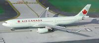 Aeroclassics ACGGFAF Air Canada Airbus A330-300 G-GFAF Diecast 1/400 Jet Model