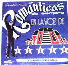 Tito Del Salto  Romanticas de Siempre      LP