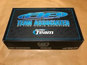 TEAM ASSOCIATED APEX 1/10 ELECTRIC 4WD QUALIFIER SERIES