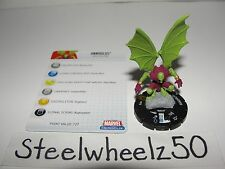 Marvel Heroclix Secret Invasion Annihilus #056 Figure Wizkids 2008 Super Rare SR