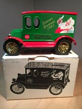 COCA-COLA SANTA-SEASONS GREETING (GA-3015) 1920 TRUCK