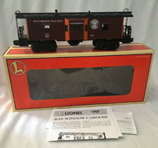 LIONEL S.P. Bay Window Caboose 2000 6-19785 SOUTHERN PACIFIC NEW