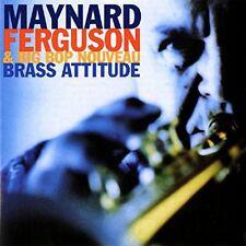 Maynard Ferguson and Big Bop Nouveau - Brass Attitude [CD]