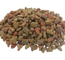 CRUNCHY CAT - (500g - 15kg) - Dry Pet Food Biscuits Feed Meal Treat pb PawMits k