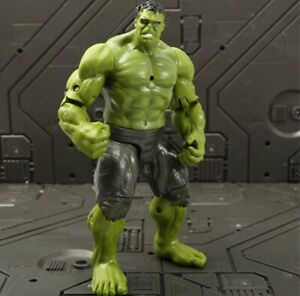 Avengers End Game Hulk Bruce Banner PVC Action Figure Collectible Model Toy