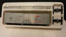 Train Miniature HO Vintage NIB Kit Dubuque Plug Door Steel Reefer