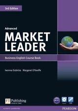 Market Leader Advanced Coursebook (with DVD-ROM incl. Class Audio) PORTOFREI