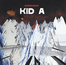 Kid A by Radiohead (Vinyl, Sep-2016, XL)