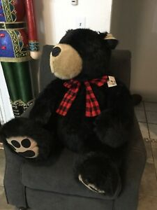 Big Ol' Bubba Boyds Bear Numbered and Signed 190/804 Limited Edition HUGE