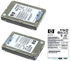"""HP DH0036BALWK 418397-001 36GB 15K SAS 2.5"""""""