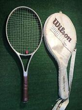 Wilson Profile 2.7 si MP 110 Tennis Racquet 4-1/2 Grip & Case #G933
