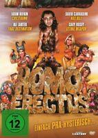 HOMO ERECTUS - RIFKIN,ADAM/CARRADINE,DAVID   DVD NEUF