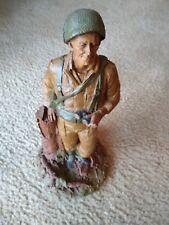 Tom Clark Wwii Soldier 1984 Retired