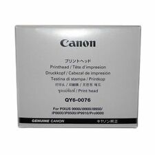 NEW Print head QY6-0076 Canon 9000 Pro 9000 Mark II i9900 i9950, iP8500 iP8600