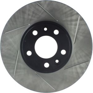 StopTech 126.61055SL Sport Slotted Brake Rotor For 98-02 Lincoln Town Car NEW