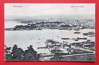 AK CHRISTIANIA Oslo Norwegen 1906 Stadtansicht mit Hafen      ( 25450