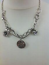 Dansk Smykkekunst Silver Plated Chain 2 in 1 Necklace or Bracelet
