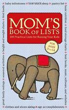 Mamis Buch der Listen: 100 praktische Listen für raisi