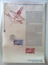 Document philatélique Patrouille de France 2008
