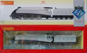 HORNBY R3309 SILVER FOX A4 LOCO from SILVER JUBILEE COLLECTION R3337 LTD EDITION