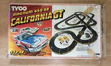 Tyco Magnum 440 X-2 California GT Slot Car Track for Parts not Tested No. 6236