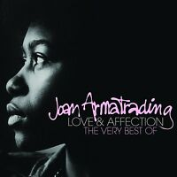 JOAN ARMATRADING - LOVE & AFFECTION: THE VERY BEST OF CD ALBUM (2013)