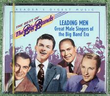 READER'S DIGEST MUSIC LEADING MEN 2 CD BIG BAND SEALED