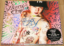 HENRY SUPER JUNIOR M Trap 1ST MINI ALBUM KYUHYUN TAEMIN K-POP CD