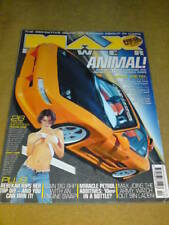 MAX POWER - ANIMAL - April 2002