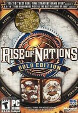 Rise of Nations: Gold Edition (PC, 2004)