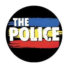 Parche imprimido, Iron on patch, /Textil sticker, Pegatina/ - The Police, A