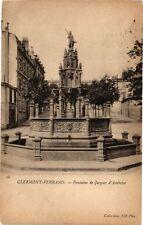 CPA Clermont-Ferrand - Fontaine de Jacques d'Ambroise  (221290)