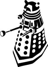 Decal Vinyl Truck Car Sticker - Doctor Who Dalek