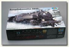 Trumpeter Model kit 1/35 German Steam Locomotive (Dampflokomotive) BR86
