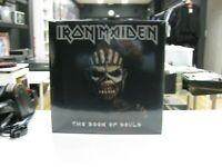 Iron Maiden 3LP Europa The Book Of Souls 2015 Klappcover